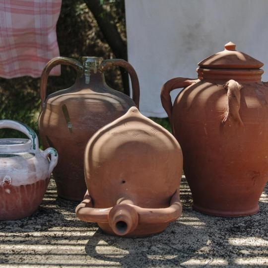 The ceramics trail of Vietri sul Mare