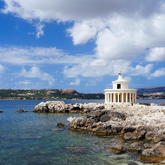 Saint Theodoroi's Lighthouse