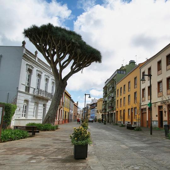 Centro histórico de San Cristóbal de La Laguna