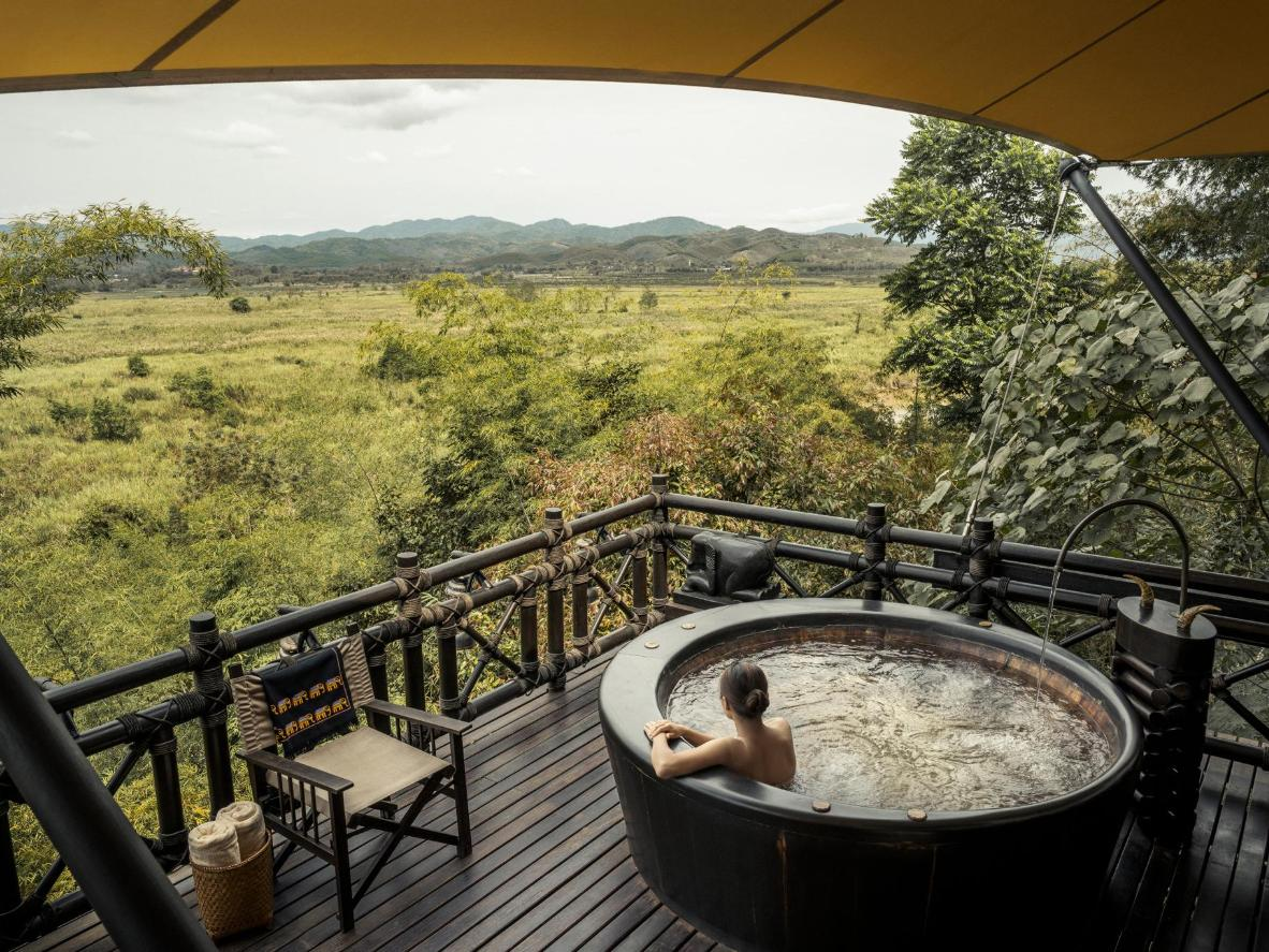 An unforgettable getaway deep in the jungles of Northern Thailand