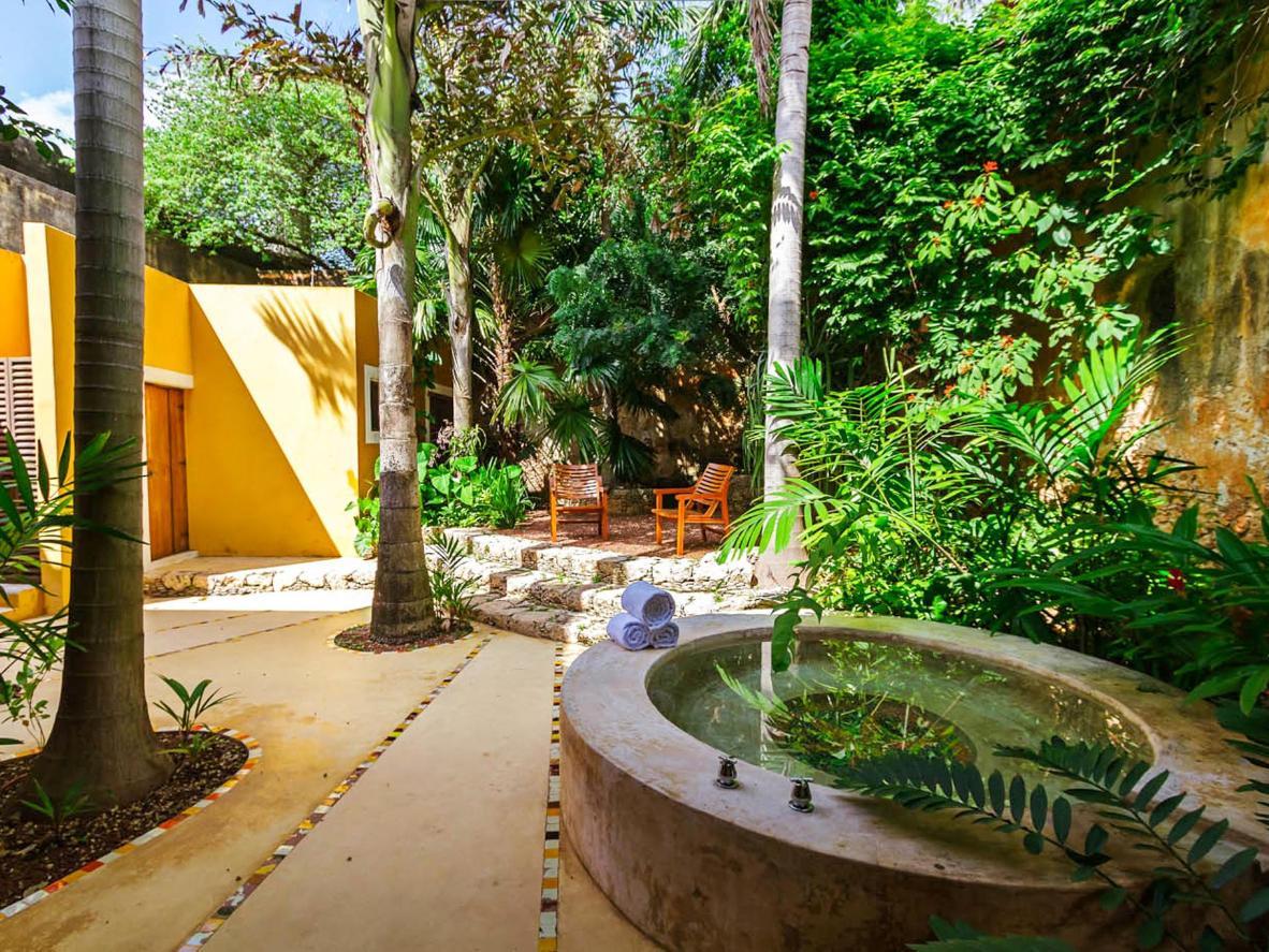 El Hotel Montejo es la combinación perfecta entre lo mexicano y lo contemporáneo