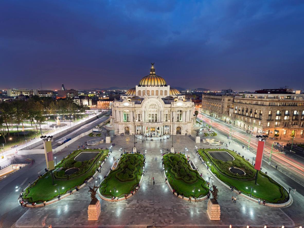 Con sus muchos atractivos históricos, Ciudad de México es una joya para los que disfrutan de la historia