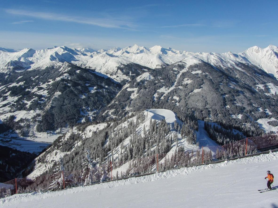 You'll find village charm and varied slopes in Dorfgastein, Austria
