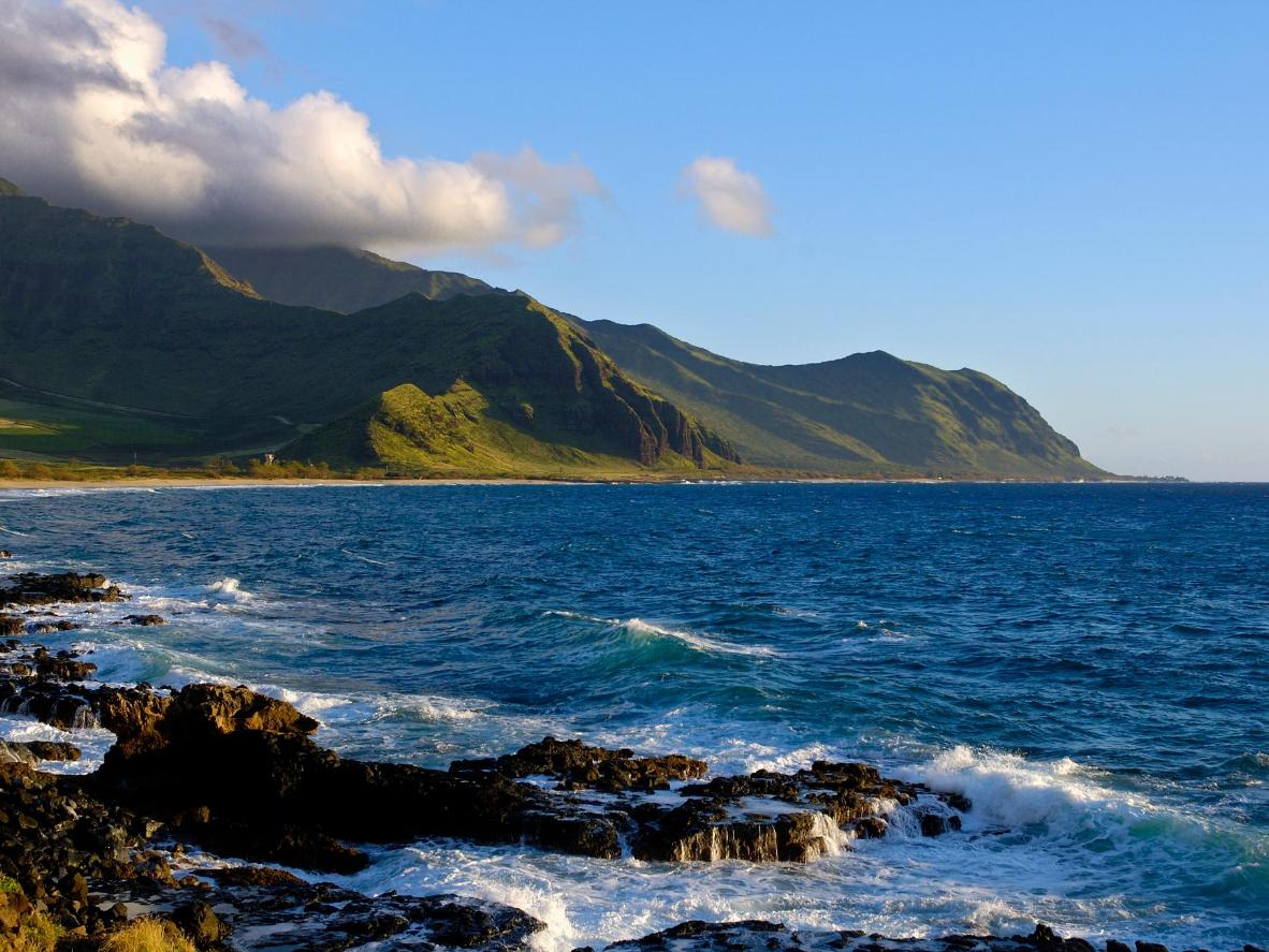 Though it's known for surfing, Hawaii offers a plethora of other active holidays too