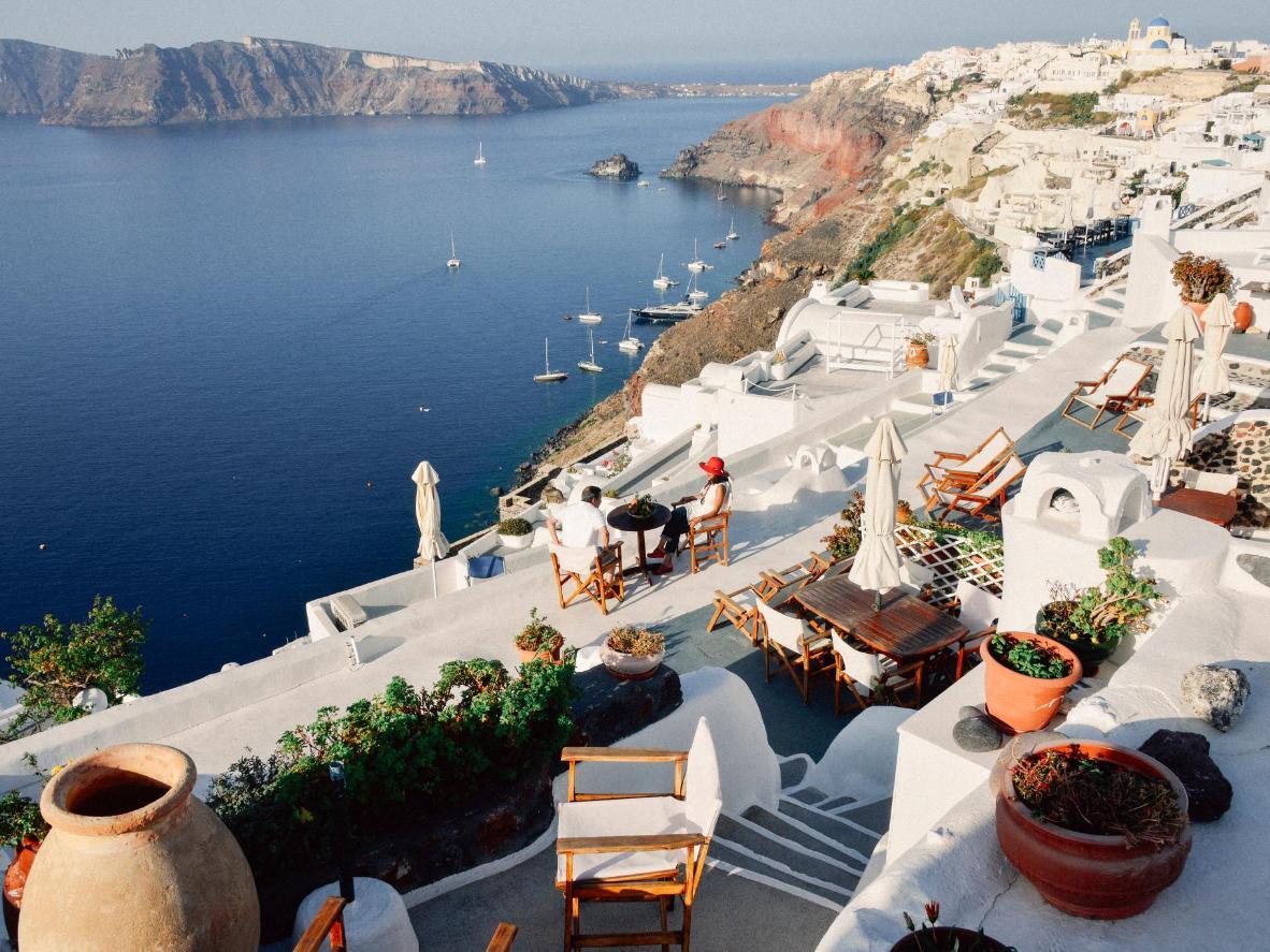 Idee di viaggio: Santorini, Grecia | Booking.com