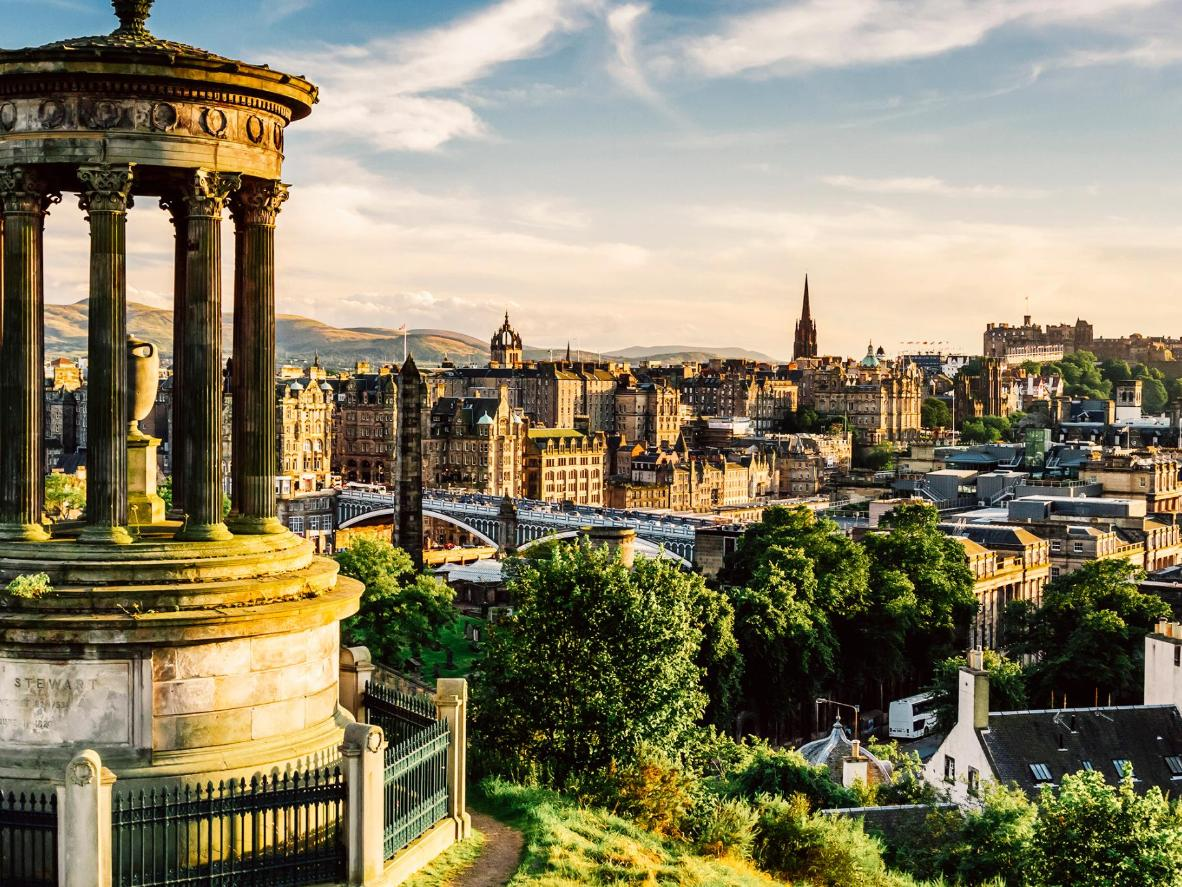 This historic, hilly city has some breathtaking views and sights to see