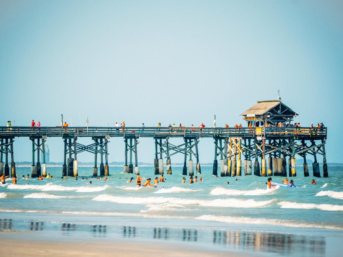 Picture-perfect Cocoa Beach