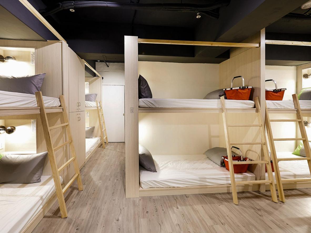 Ease Single Inn ในไถจง ประเทศไต้หวัน