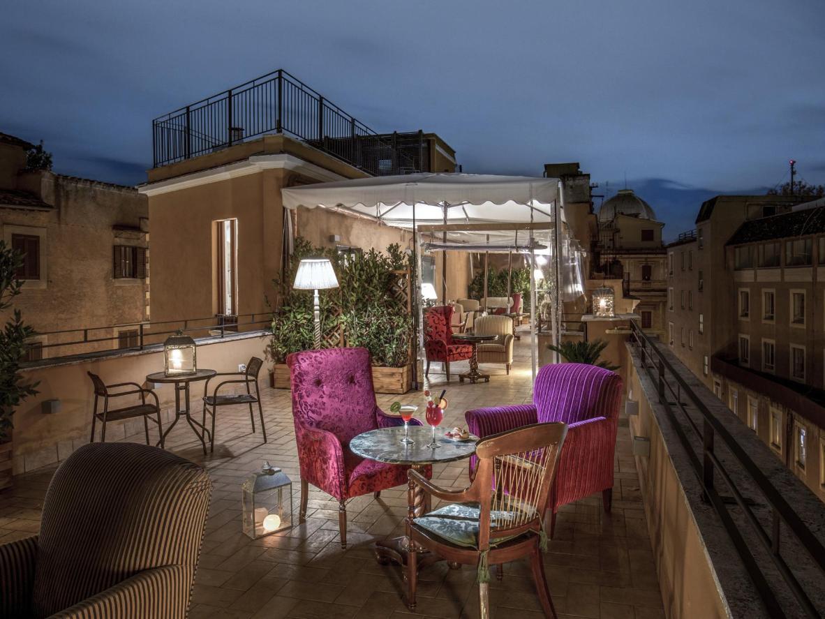 Hotel Monte Cenci in Rome, Italy