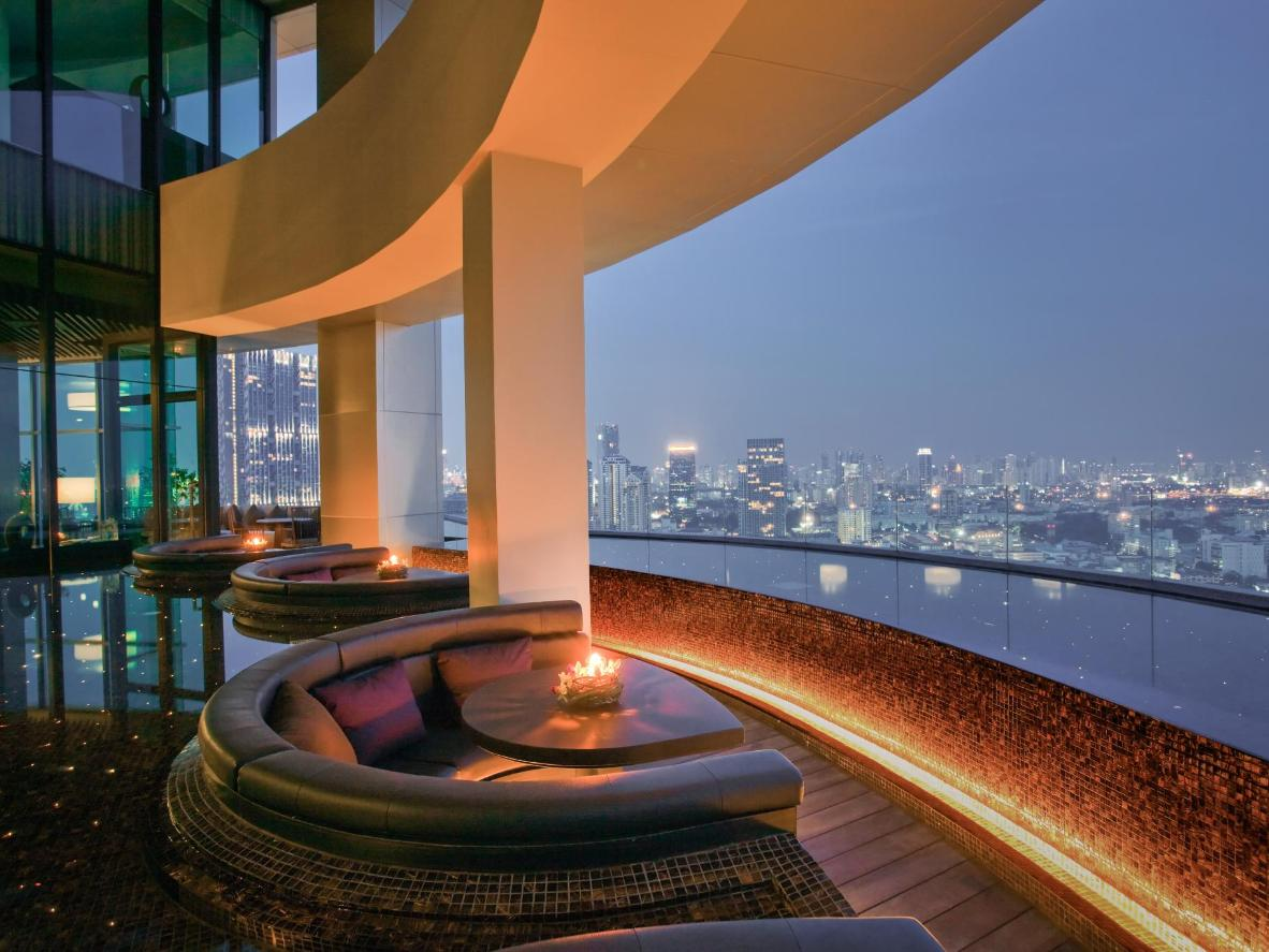 Anantara Sathorn Bangkok Hotel in Bangkok, Thailand