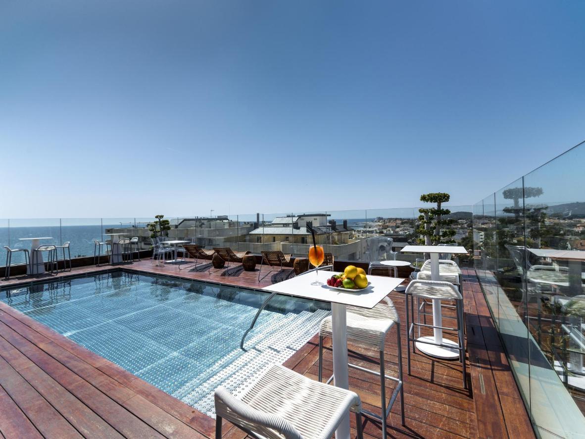 Hotel MiM Sitges in Sitges, Spain
