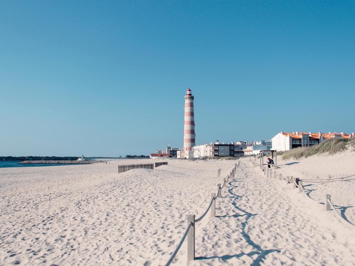 プライア・ダ・バーラの灯台