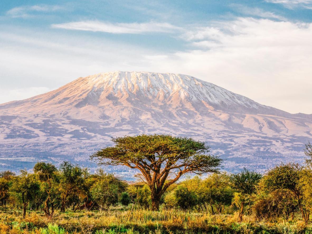 Kilimandžaro nudi idealne uspone za početnike
