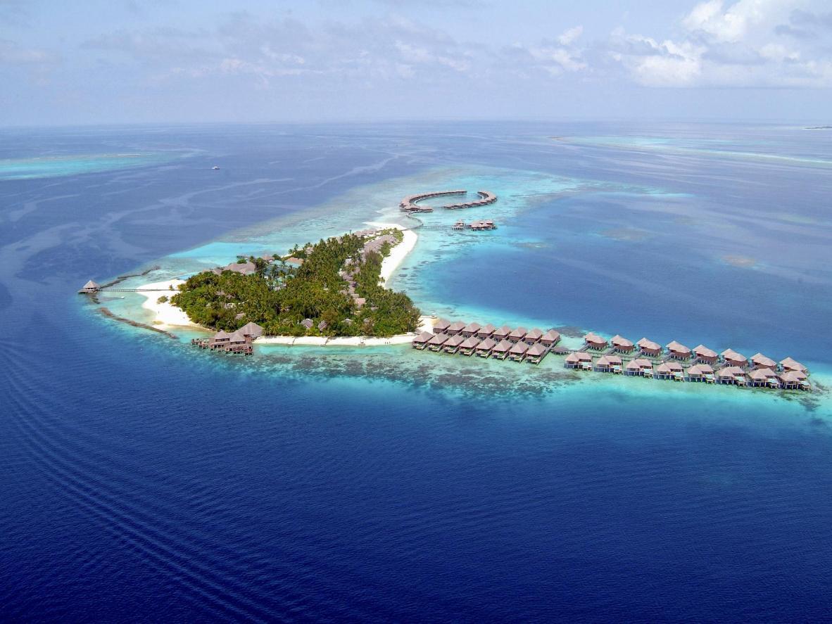 L'esperienza di un'isola privata... solo alle Maldive