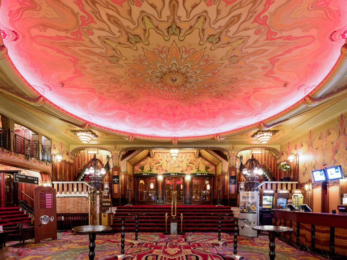 Pathé Tuschinski hosts most of Amsterdam's film premieres and festivals
