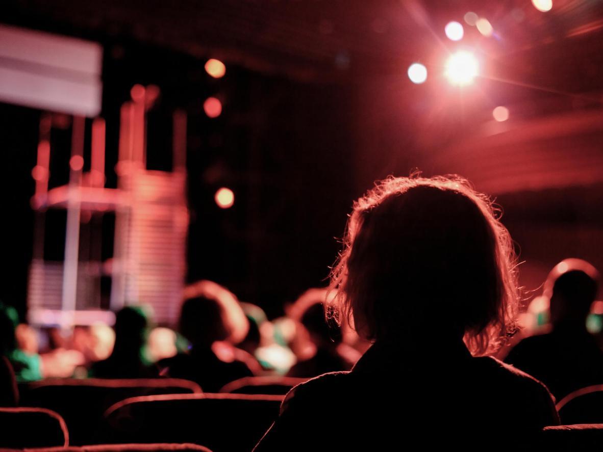 An avant-garde cinema run by local students