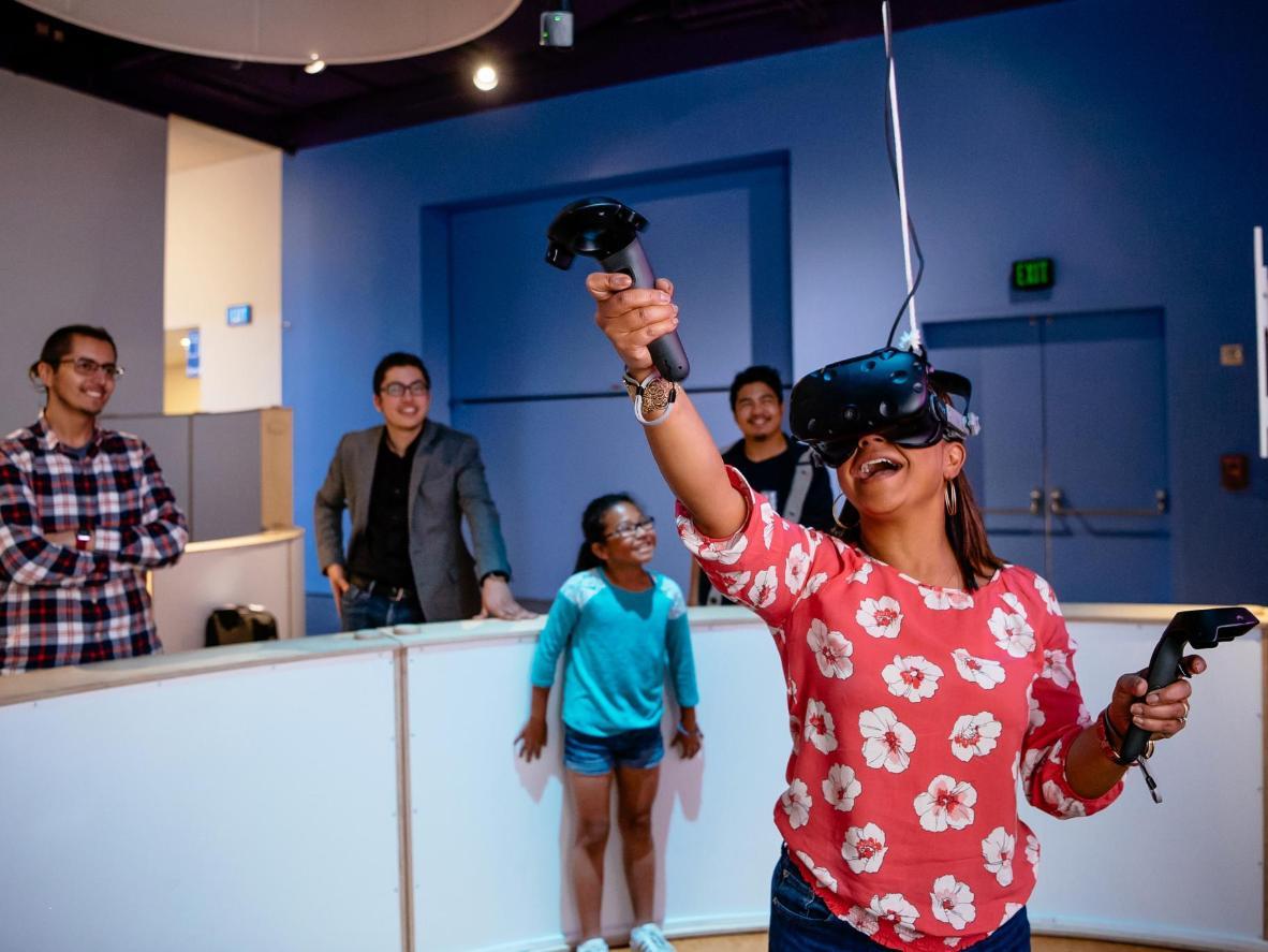 A Tech Museum of Innovation San Joséban