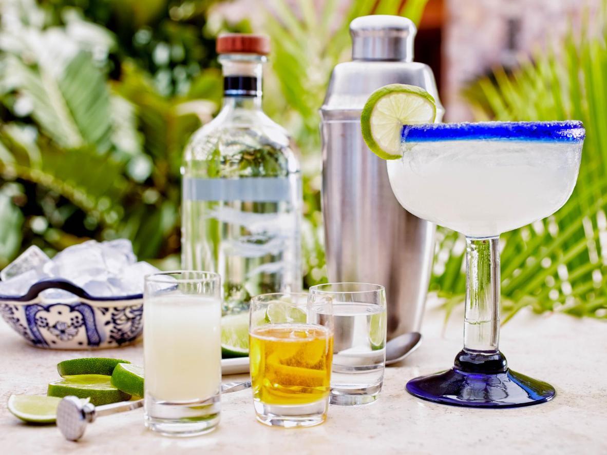 Słodka limonka, odrobina soli i tequila – margarita jest idealna na wiosnę