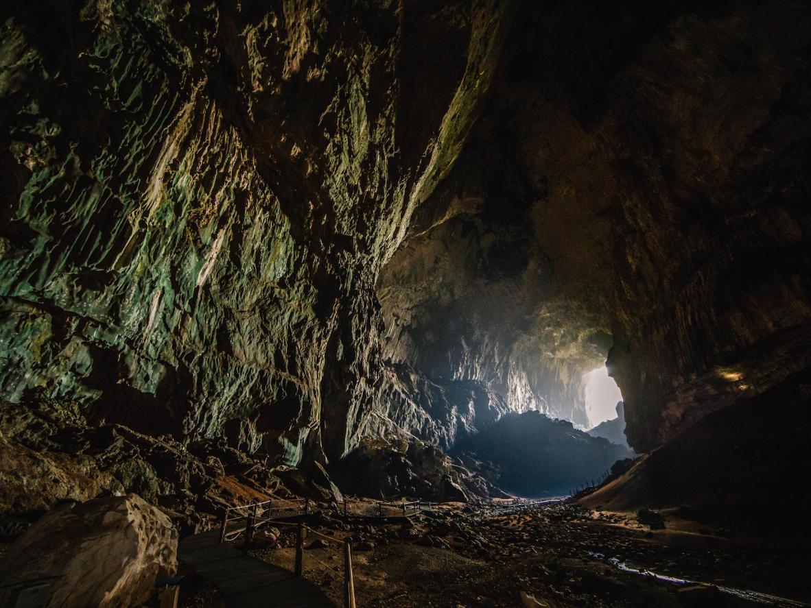 Visitá la Cueva del Ciervo para ver más de 3 millones de murciélagos