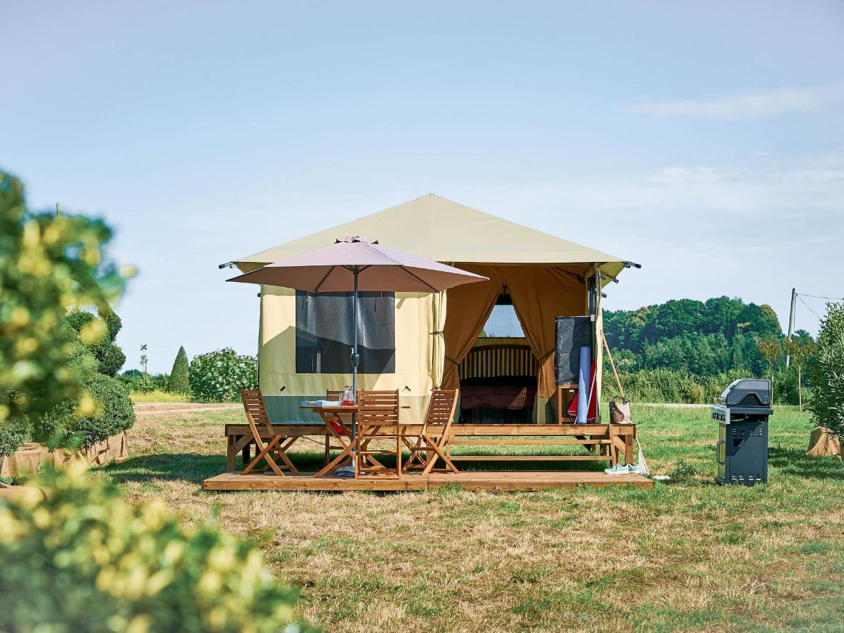 6 dreamy campsites in France | Booking com