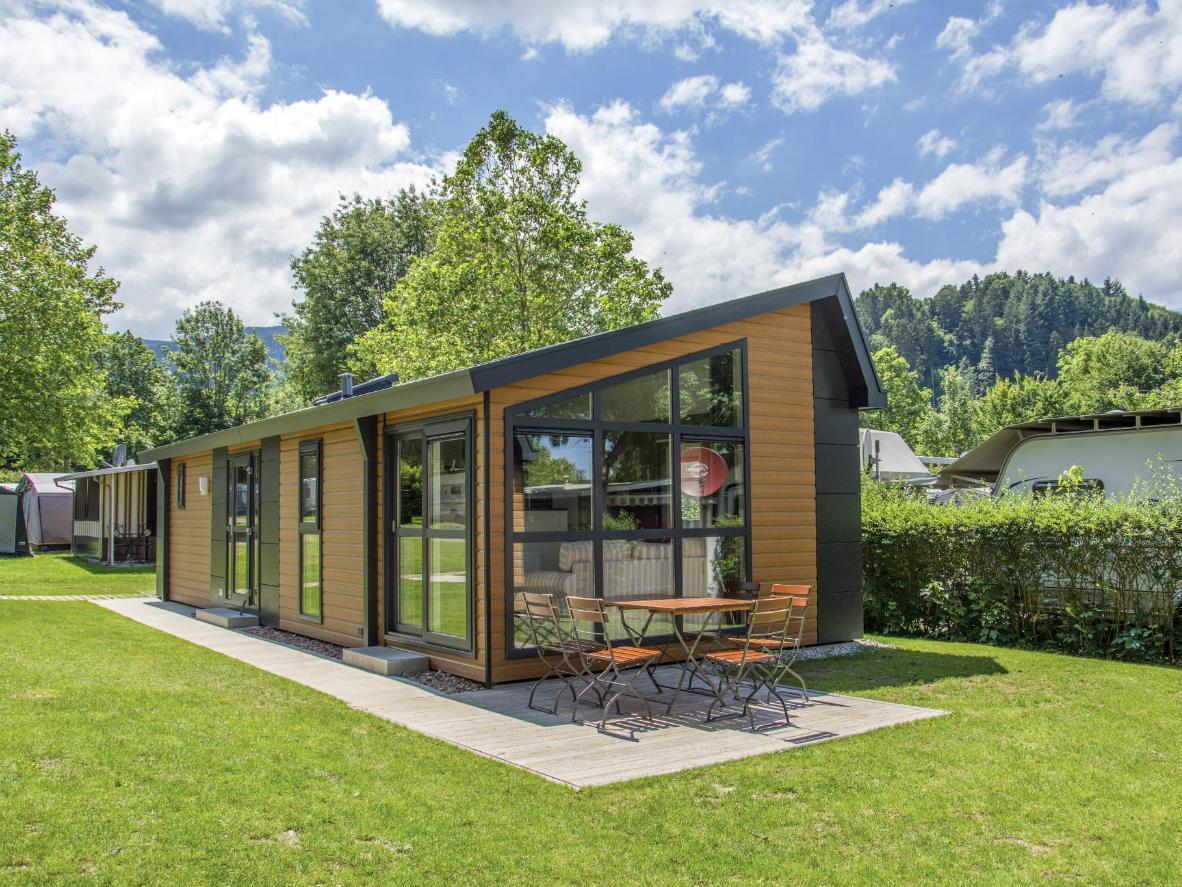 Gönnen Sie sich Camping mit leiblichem Wohl im Mobilheim Kirchzarten