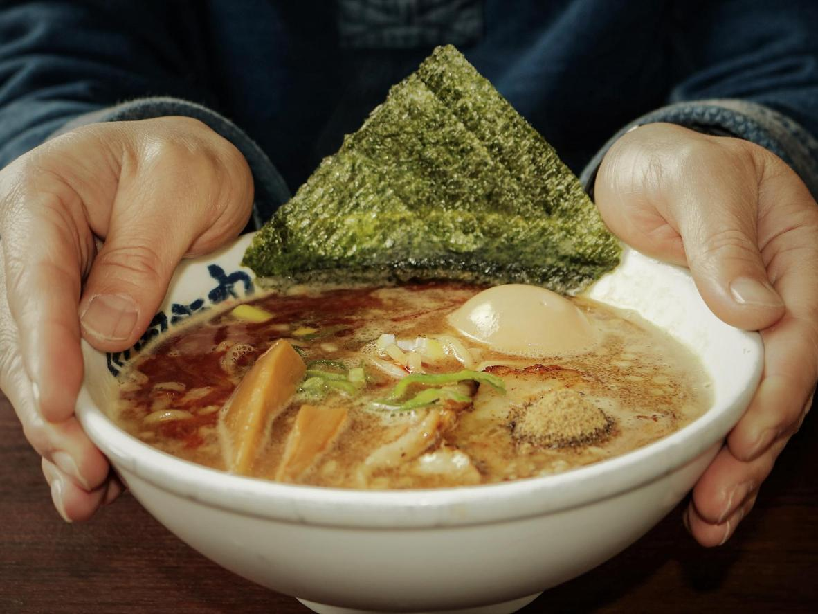Shoyu is a soy-based broth that's one type of Ramen base