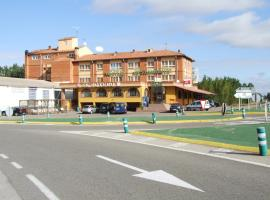 Booking.com : Hotels in Villafranca del Campo, Spain. Book ...