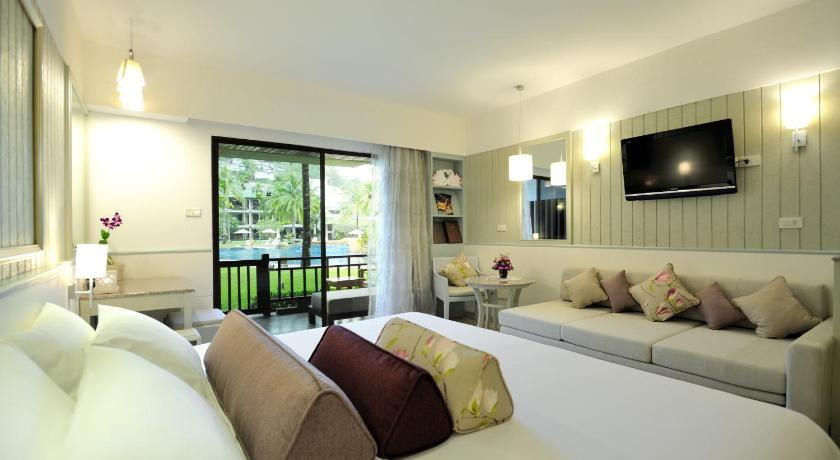 Katathani Phuket Beach Resort(普吉岛卡踏参尼海滩度假酒店)