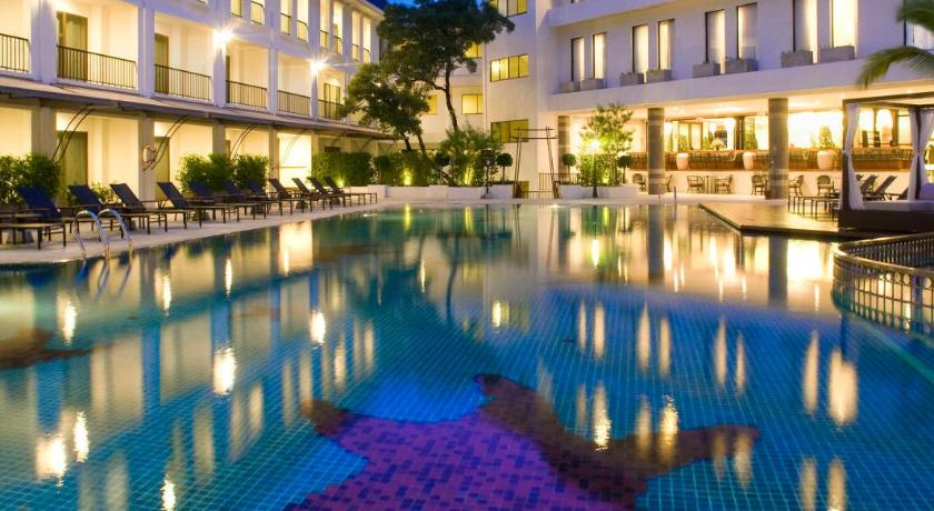Sawaddi Patong Resort & Spa(萨瓦迪芭东度假酒店&Spa)