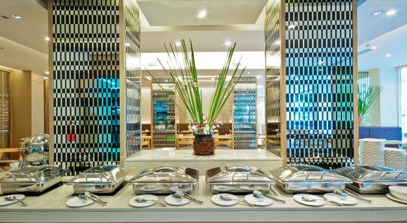 Citin Plaza Patong Hotel and Spa by Compass Hospitality(康帕斯酒店集团普吉岛芭东思庭酒店及Spa)