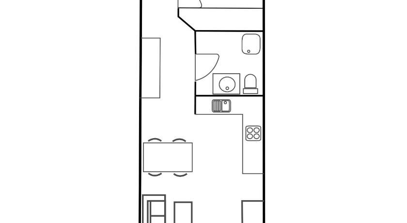 希尔迪布兰德公寓酒店 (冰岛 内斯考塔杜尔) - .com