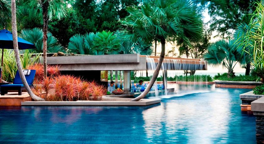 JW Marriott Phuket Resort and Spa(普吉岛万豪温泉度假酒店)