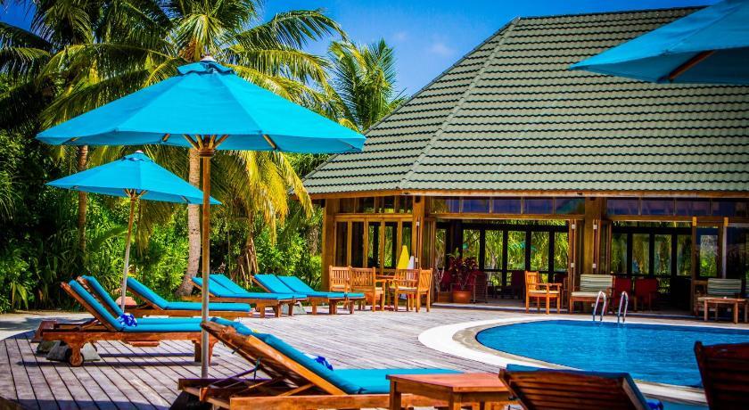 马尔代夫幸福岛度假酒店