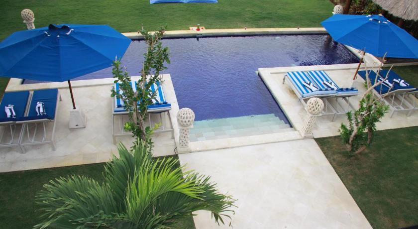 北巴厘岛海滨别墅
