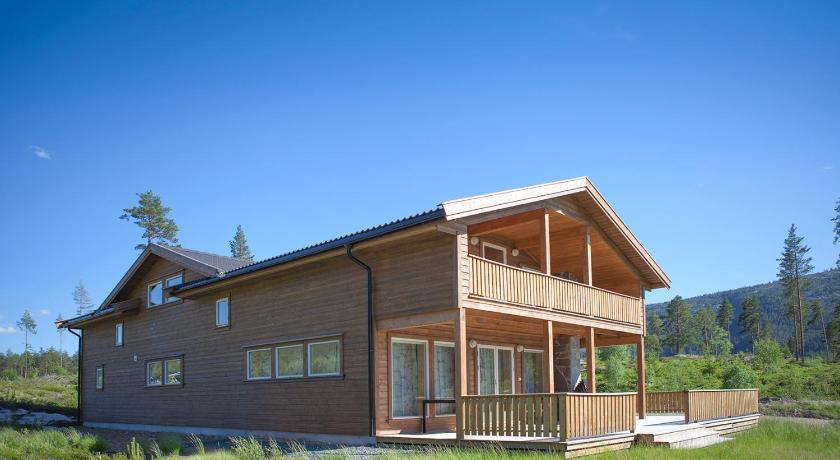 lakehouse in norway(挪威湖畔别墅) 5星级