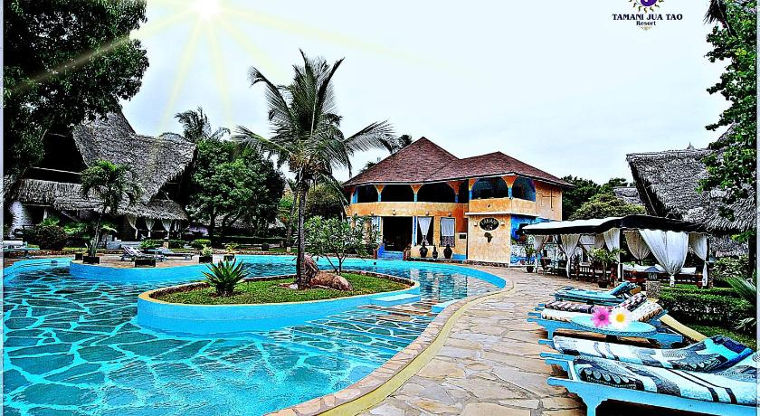 tamani jua tao resort(塔马尼朱亚陶度假村) 3星级