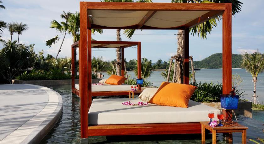 Radisson Blu Plaza Resort Phuket Panwa Beach(普吉岛攀瓦海滩丽笙世嘉度假酒店)