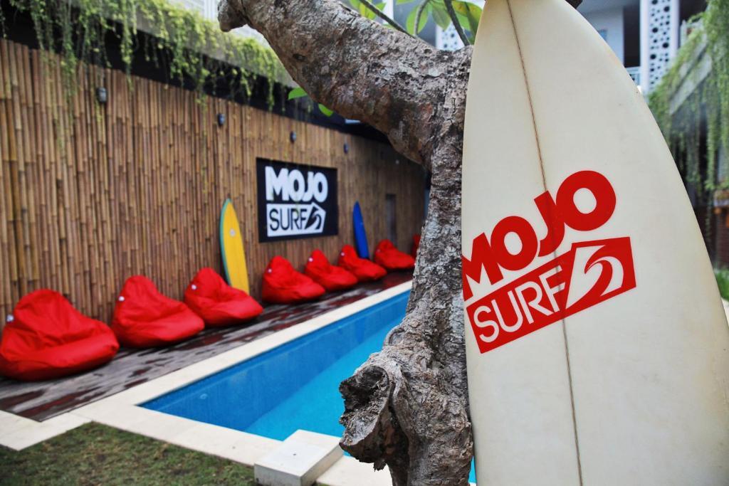 Mojo surfcamp Canggu