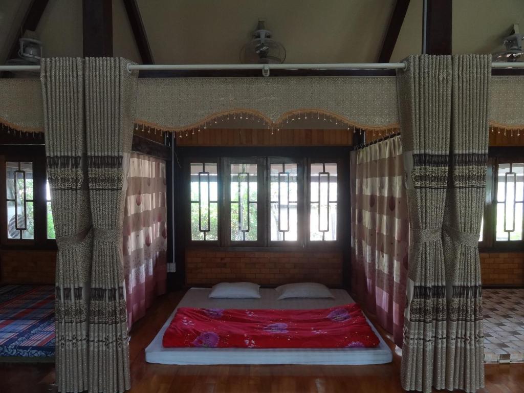 Phòng Gia đình với Phòng tắm Chung