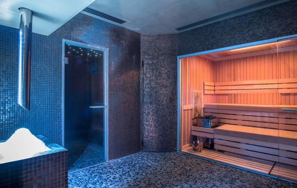 Spa and/or other wellness facilities at Hotel Es Marès