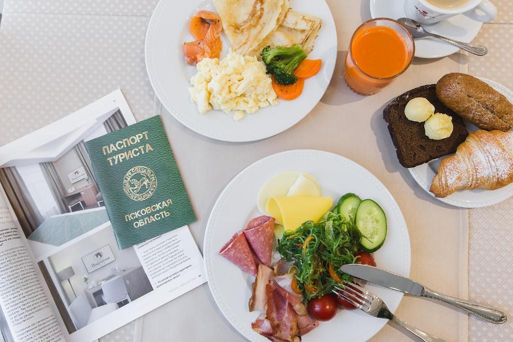 Обед и/или ужин для гостей Hotel Pokrovsky