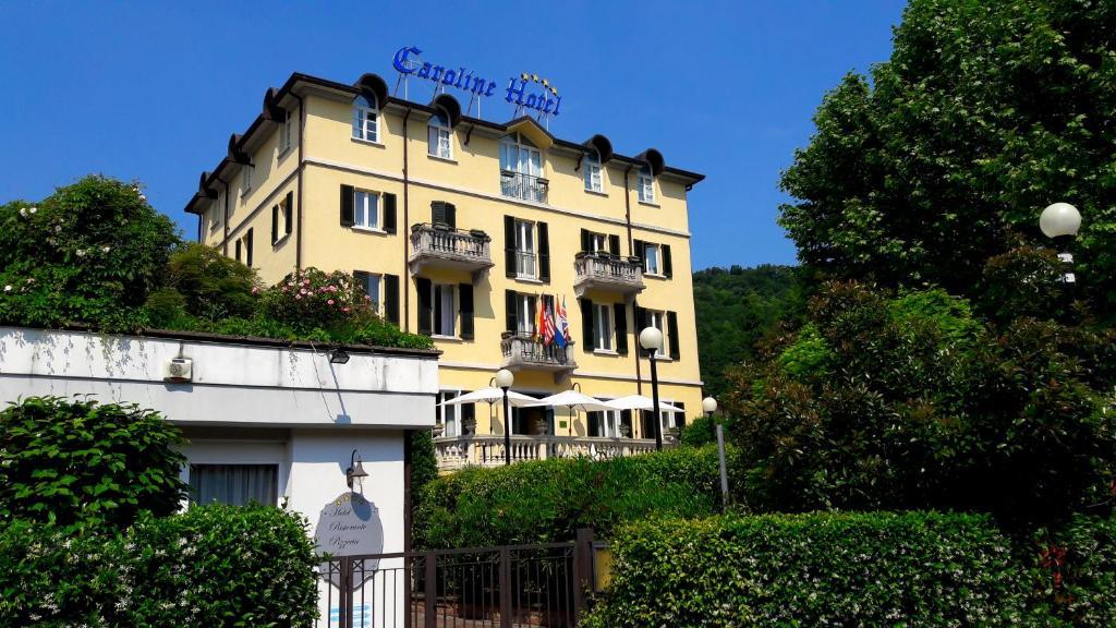 Caroline Hotel, Brusimpiano, Italy - Booking com