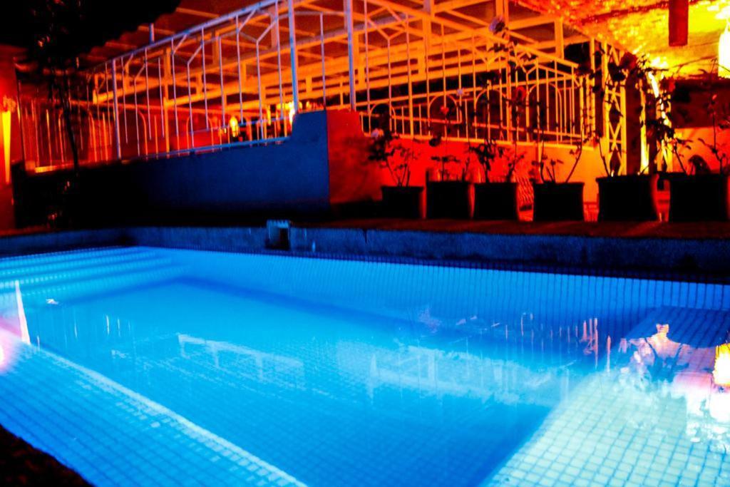 Bazén v ubytování Riad Dihya nebo v jeho okolí