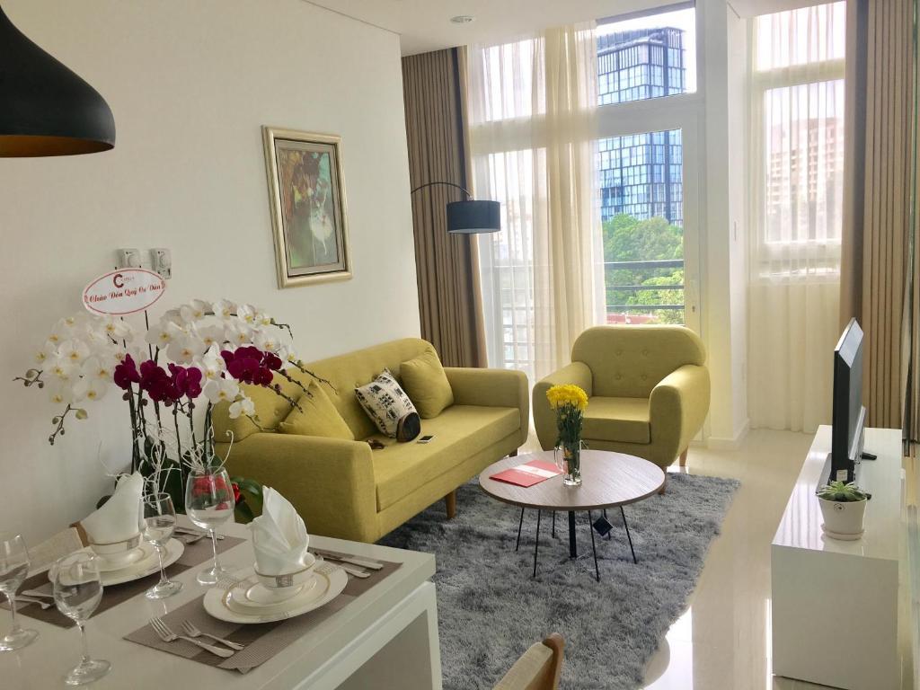 Cozy Luxury Apartment 7.3B