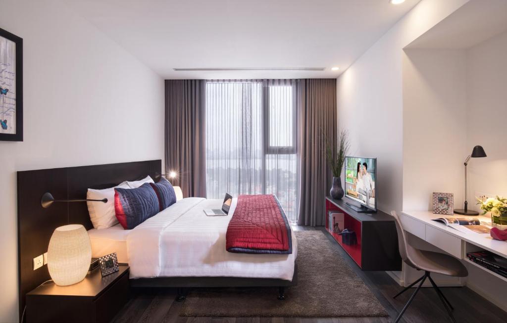 Căn hộ Executive 3 phòng ngủ
