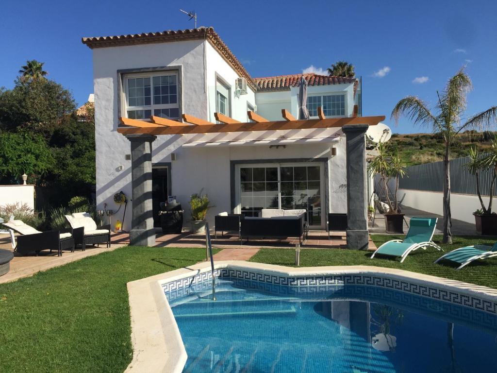 Villa Utopia Estepona (España Estepona) - Booking.com
