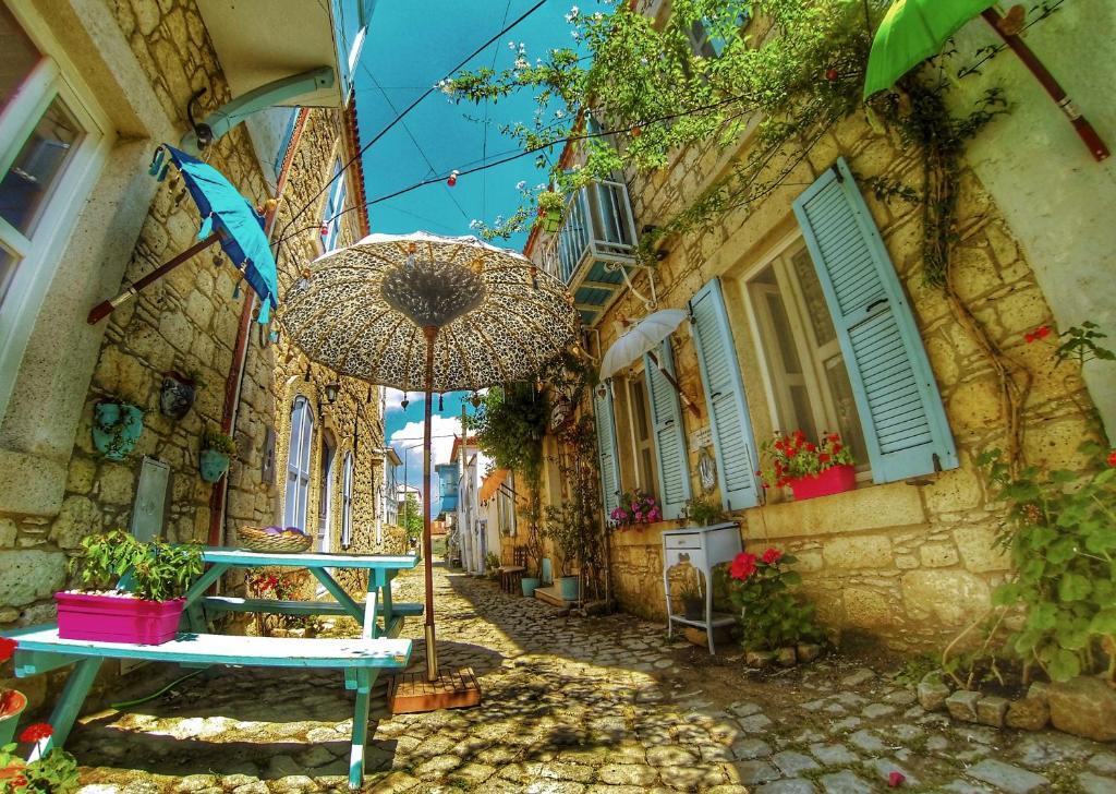 Bed & Breakfast Maison d\'Azur Alaçatı (Türkei Alaçatı ...