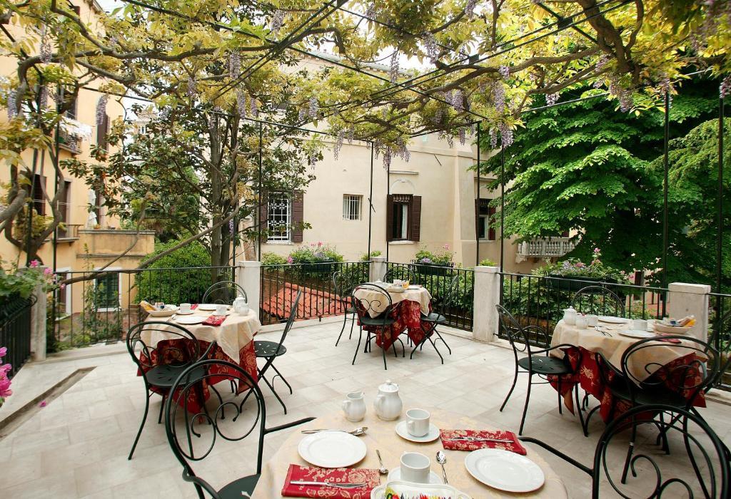 Restaurace v ubytování Ca' San Rocco