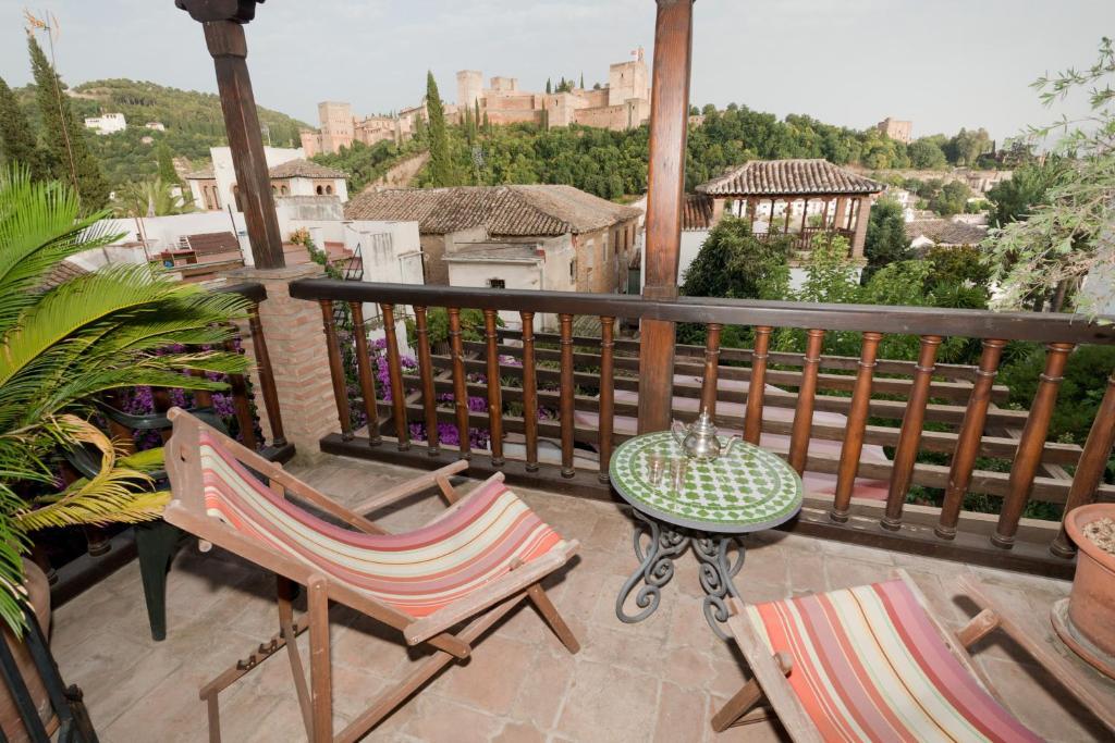 Casa de vacaciones La casa grenadine (España Granada ...