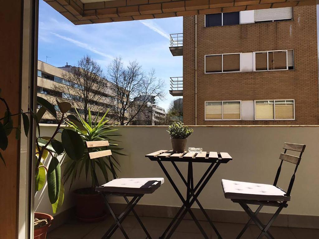 A balcony or terrace at Casa Lima
